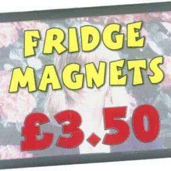 Personalised Fridge Magnet