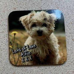 Personalised Square Coasters