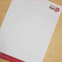 Letterheads Personalised Printed