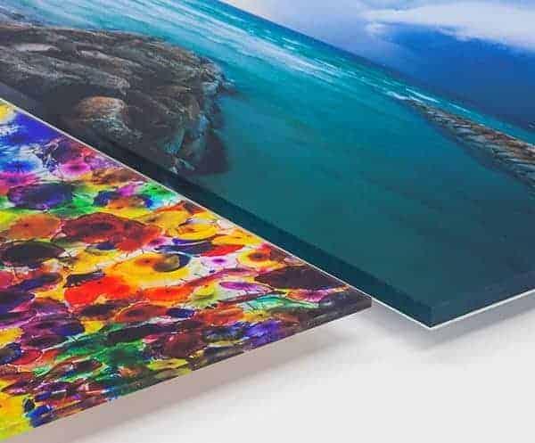 Acrylic Boards Printed