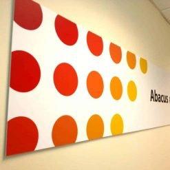 Foamex Advertising Boards