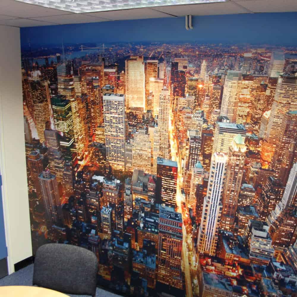 Wallpaper Printed