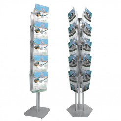Brochure Islands –  a great way to display your brochures