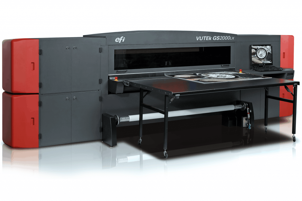 EFI Vutek LED Large Format Printer