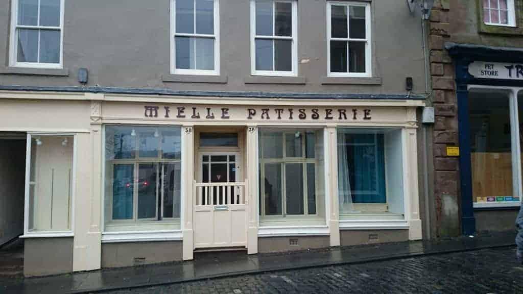 Mielle Patisserie Shop