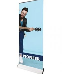Pioneer Roller Banner