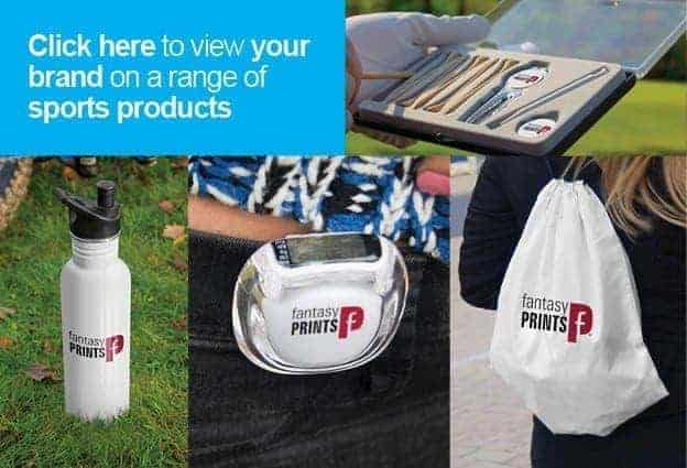 Sports Themed Printed Products