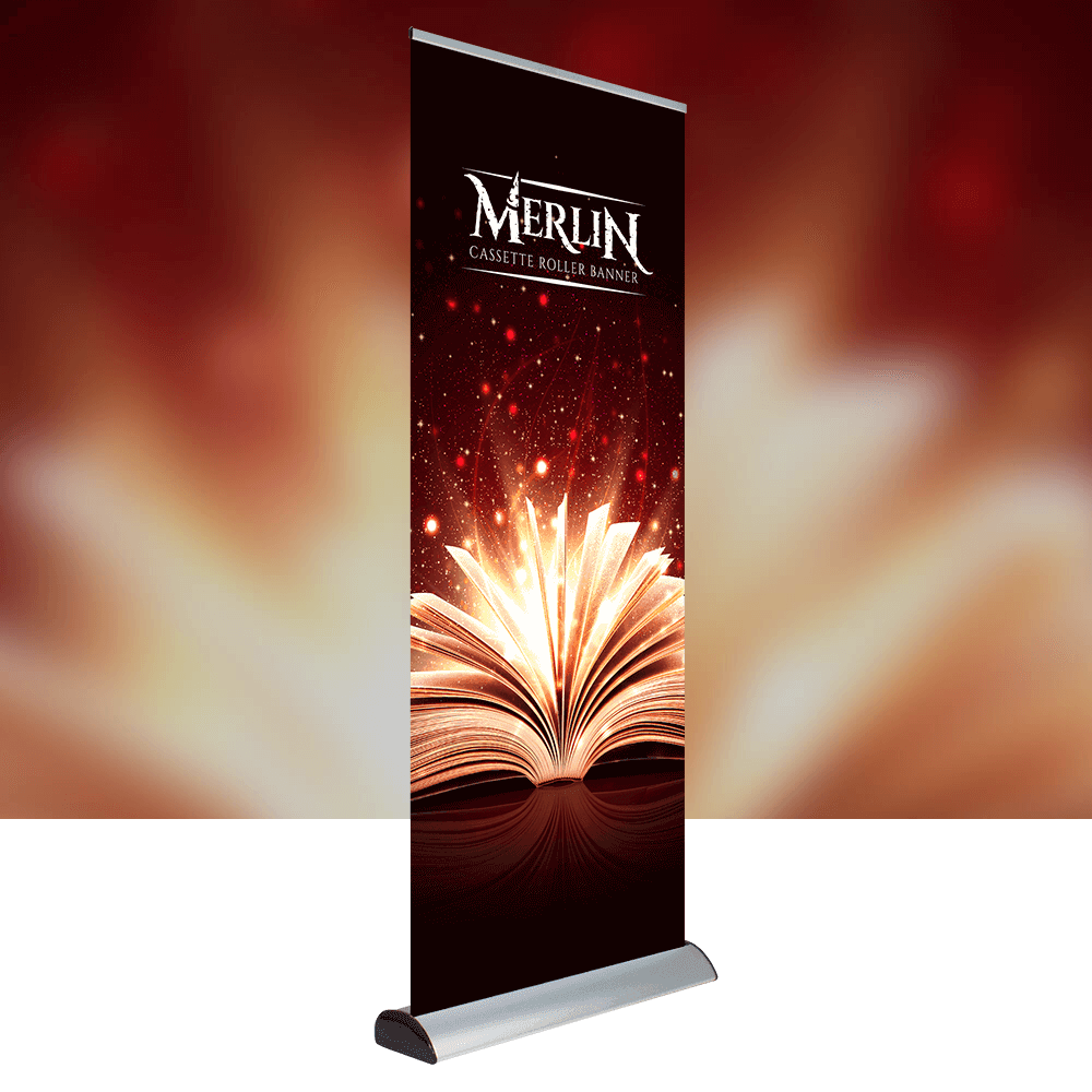 Merlin Cartridge Roller Banner