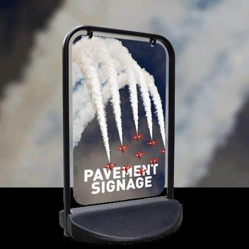Swinger 3000 Pavement Sign