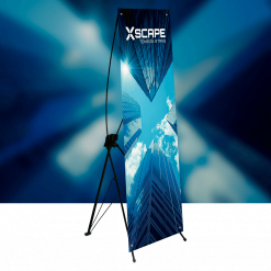Xscape Static Banner Stands