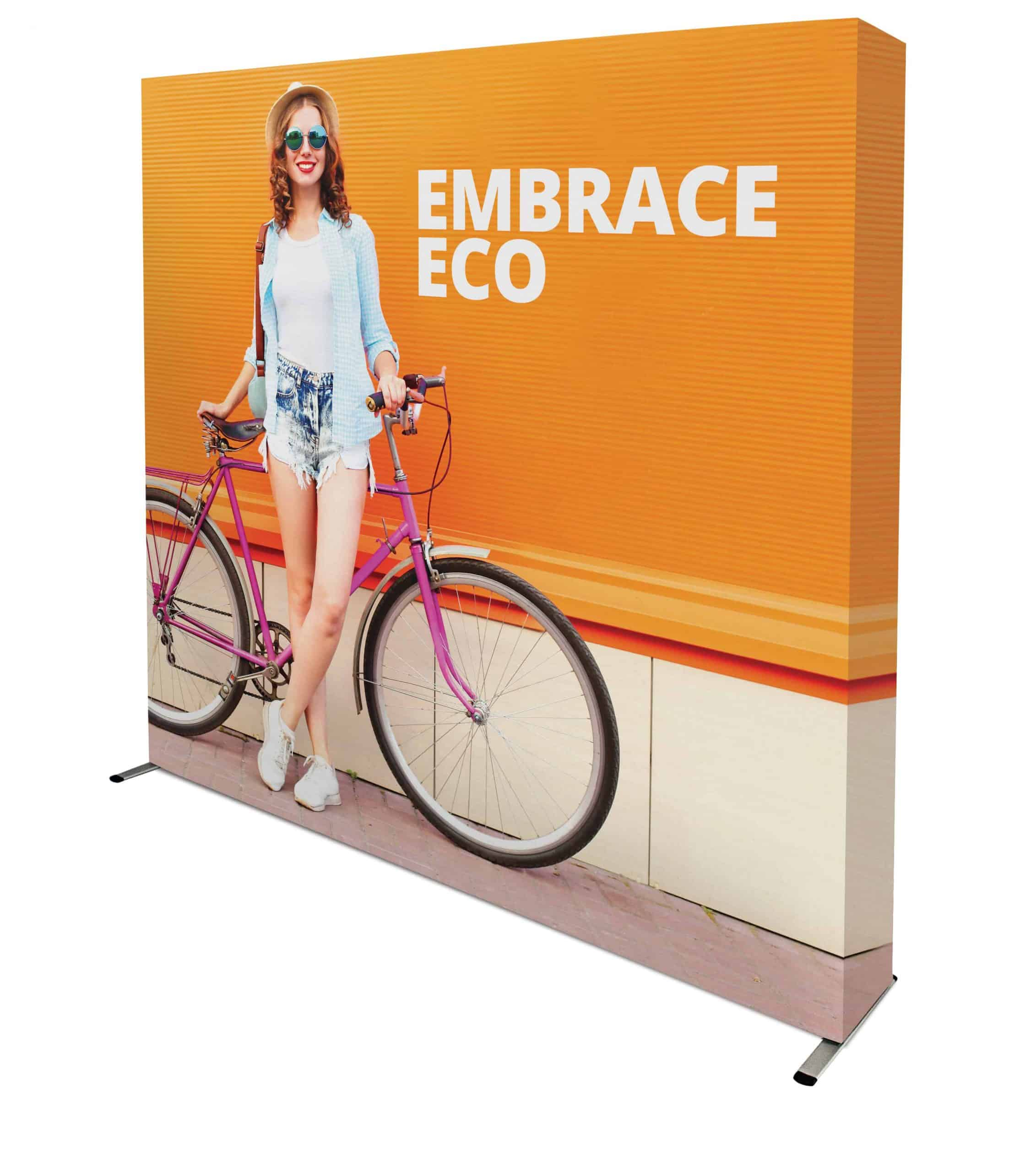 Embrace SEG Fabric Wall Exhibition Stand