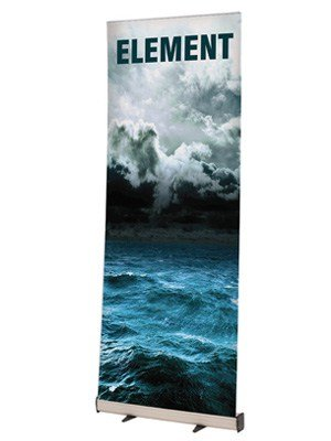Element Recycled Roller Banner Stand