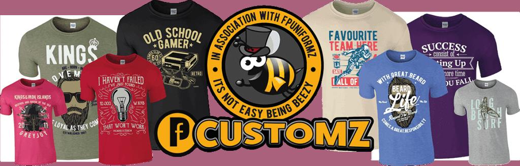 FPCustomz Personalised Garments