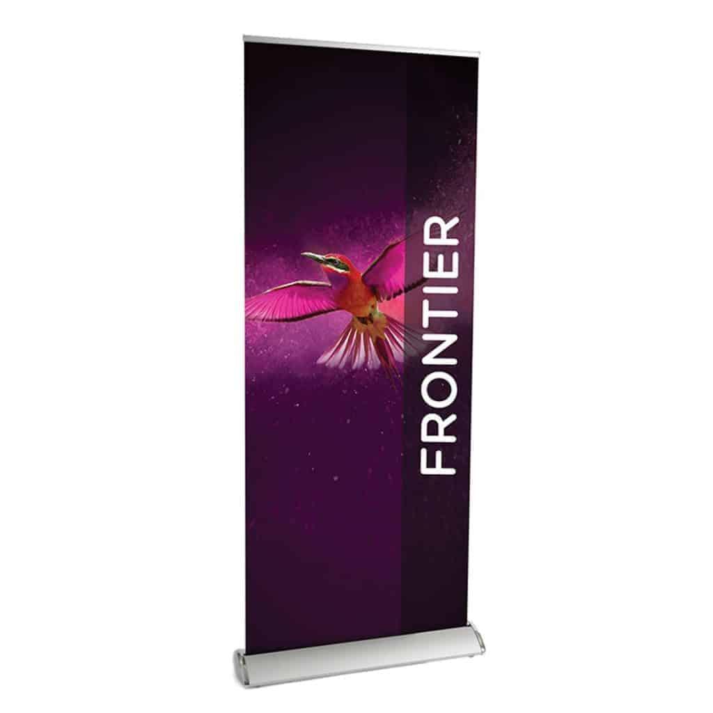Frontier Roller Banner Stand