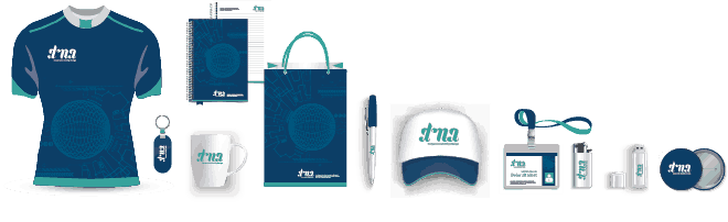 Mockups for Event Merchandise