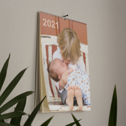 2021 Personalised A3 Photo Calendar