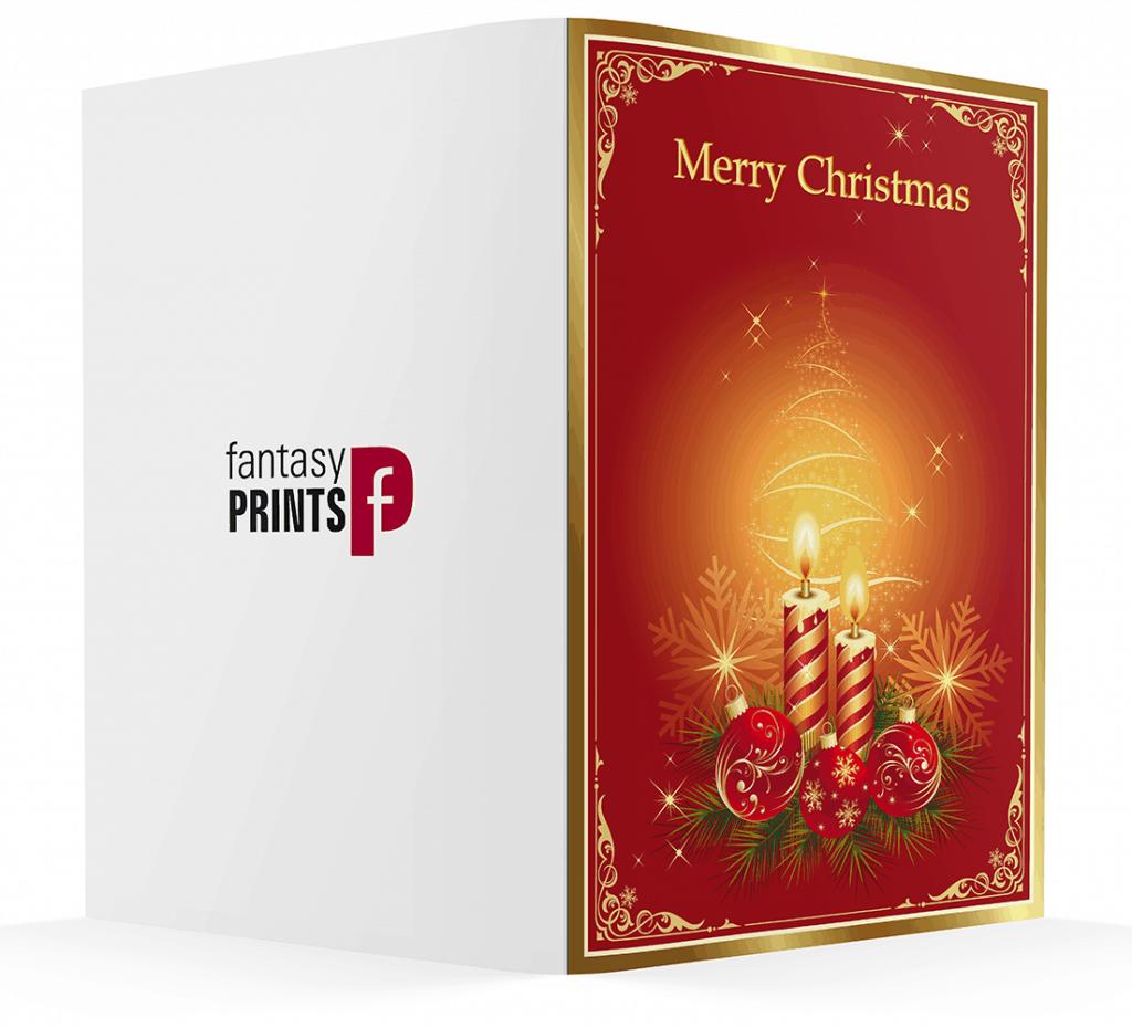 Christmas Printing Greetings Cards Printed