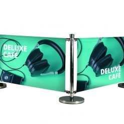 Deluxe Café Barrier System