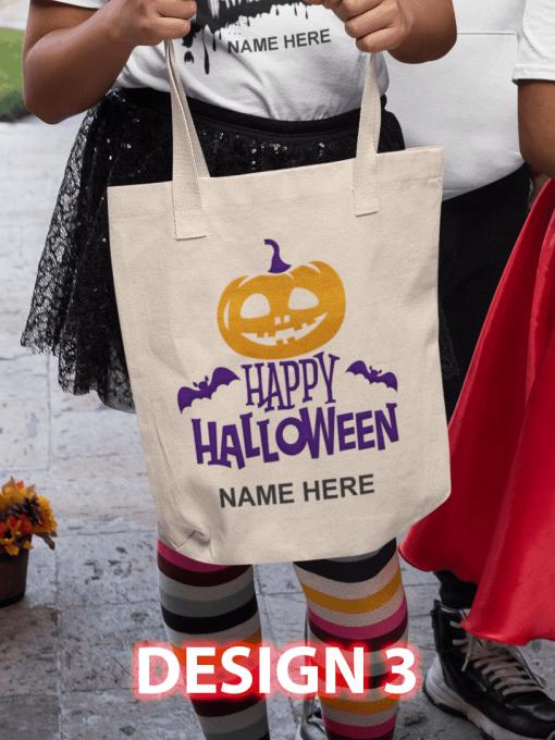 Design 3 - Happy Halloween