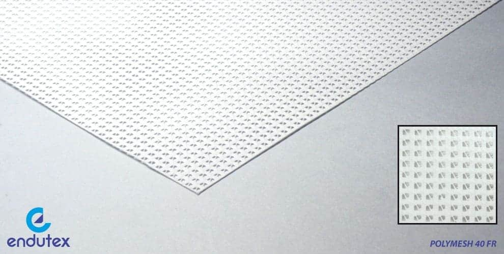 Polymesh Recycled Mesh Banner