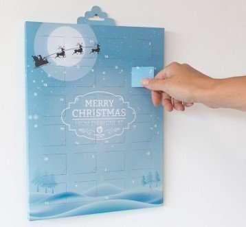 Advent Calendars Printed