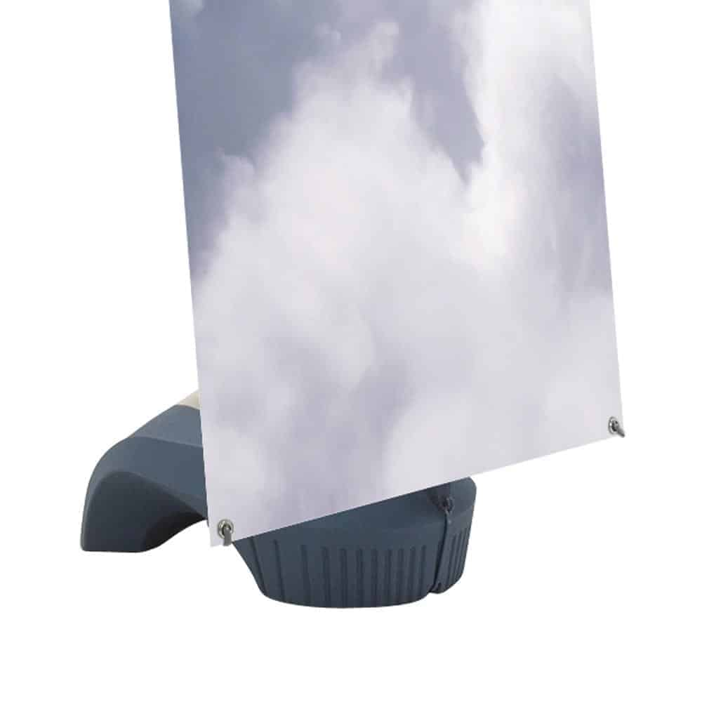 Blizzard Outdoor Banner Stand Base
