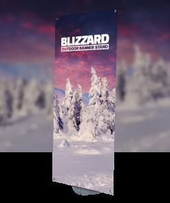 Blizzard Vertical Banner Stand