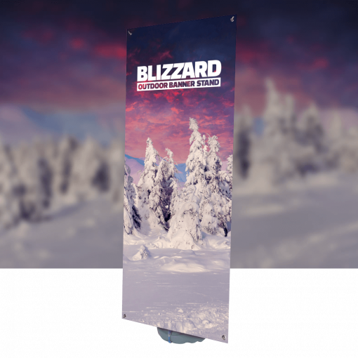 blizzard with background | Fantasy Prints