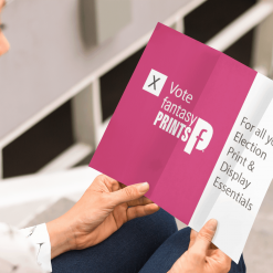 Election Leaflets Printing