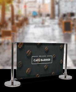 Deluxe Café Barrier KIT