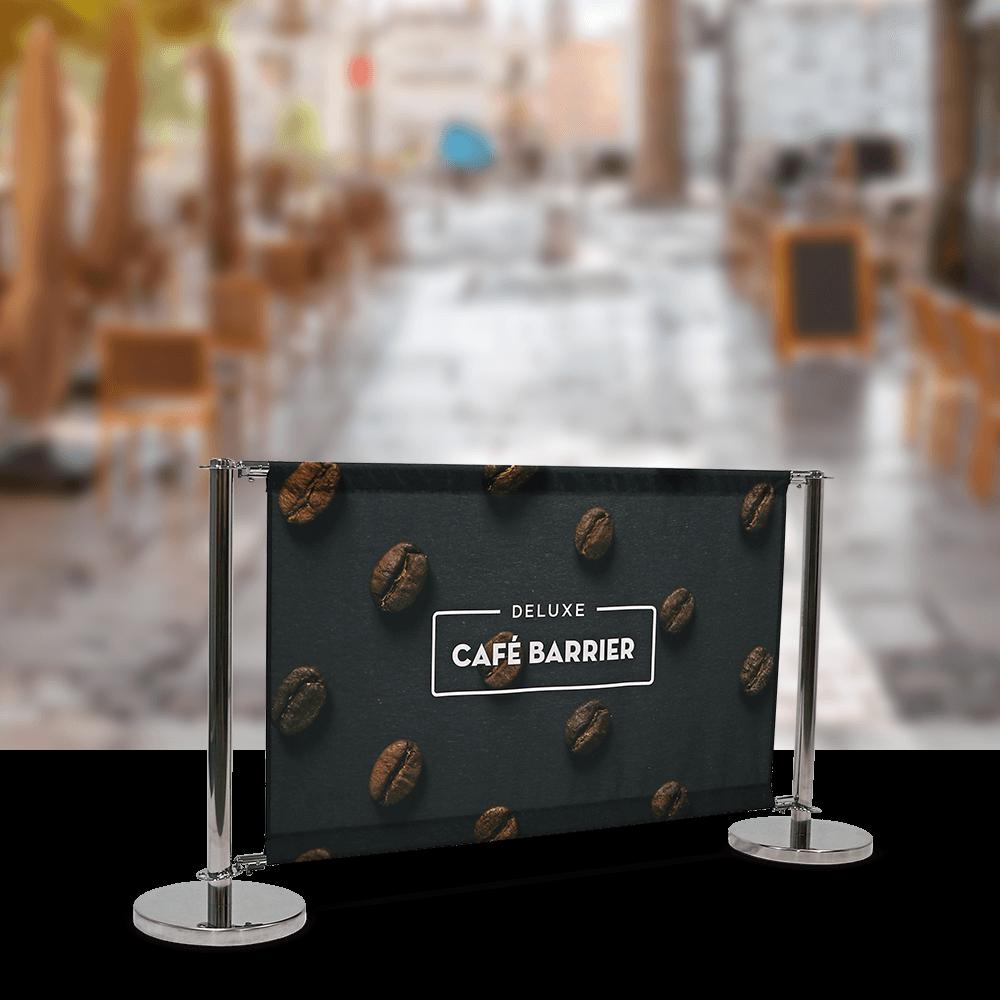 Deluxe Cafe Divider System
