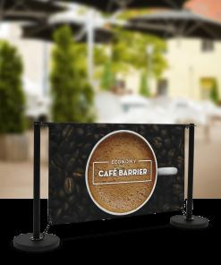 Economy Café Barrier 1500mm KIT