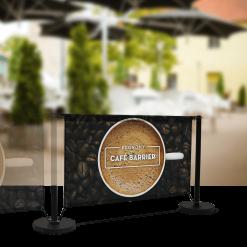 Economy Café Barrier 1500mm EXTENSION