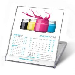 CD Personalised Calendar Printed