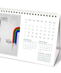 2020 Desk Calendars Personalised Printed