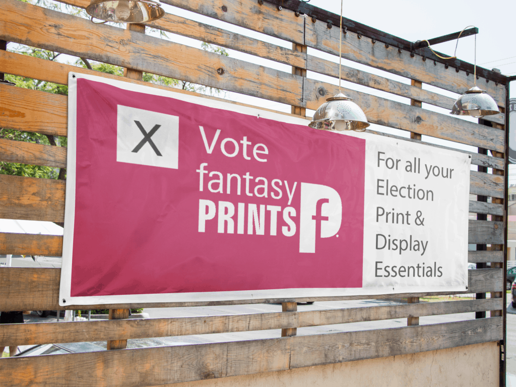 Election Banners Printing