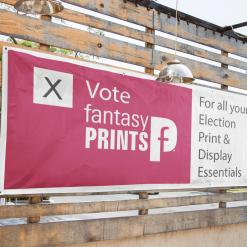 Banner Printing – Premium Vinyl PVC Banner