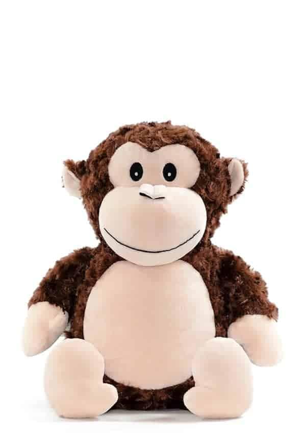 Huggles A Monkey