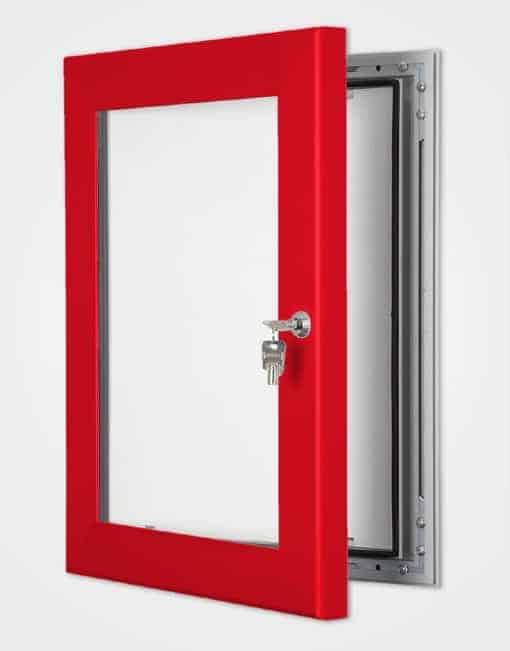 Outdoor Light Box Red