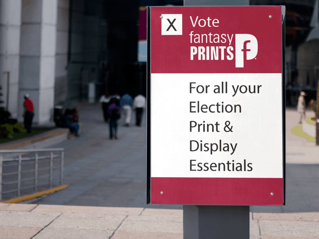 Election Corrugated Boards Printing