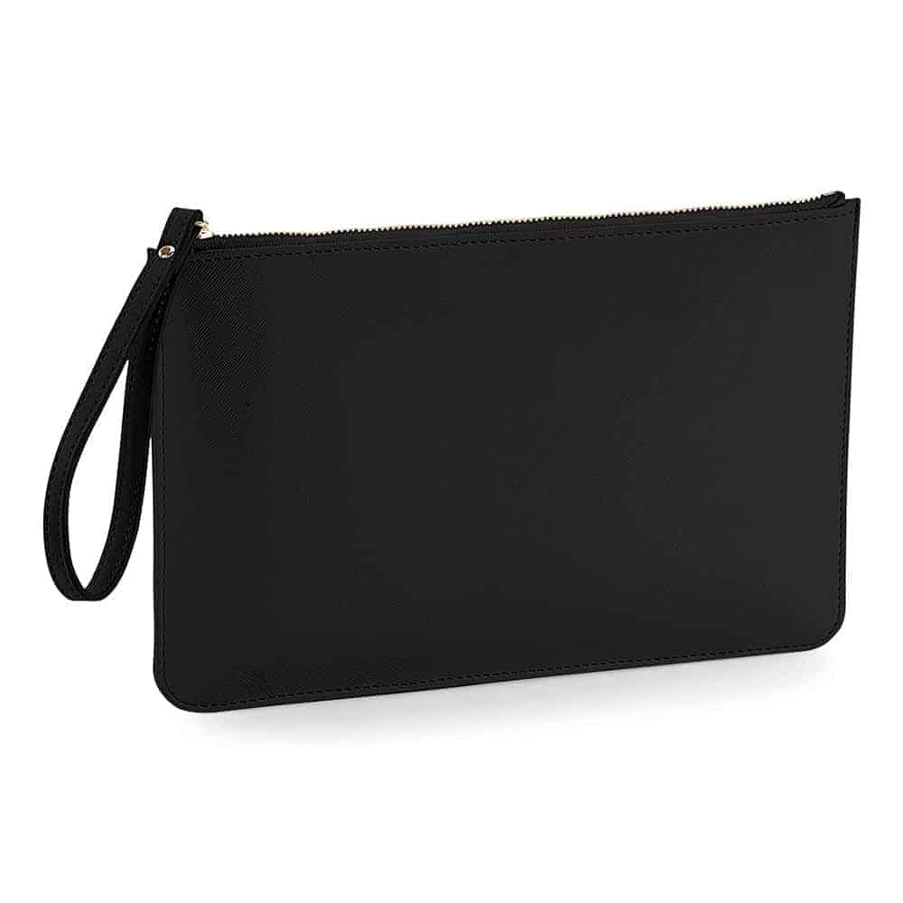 Personalised Accessory Pouch Black