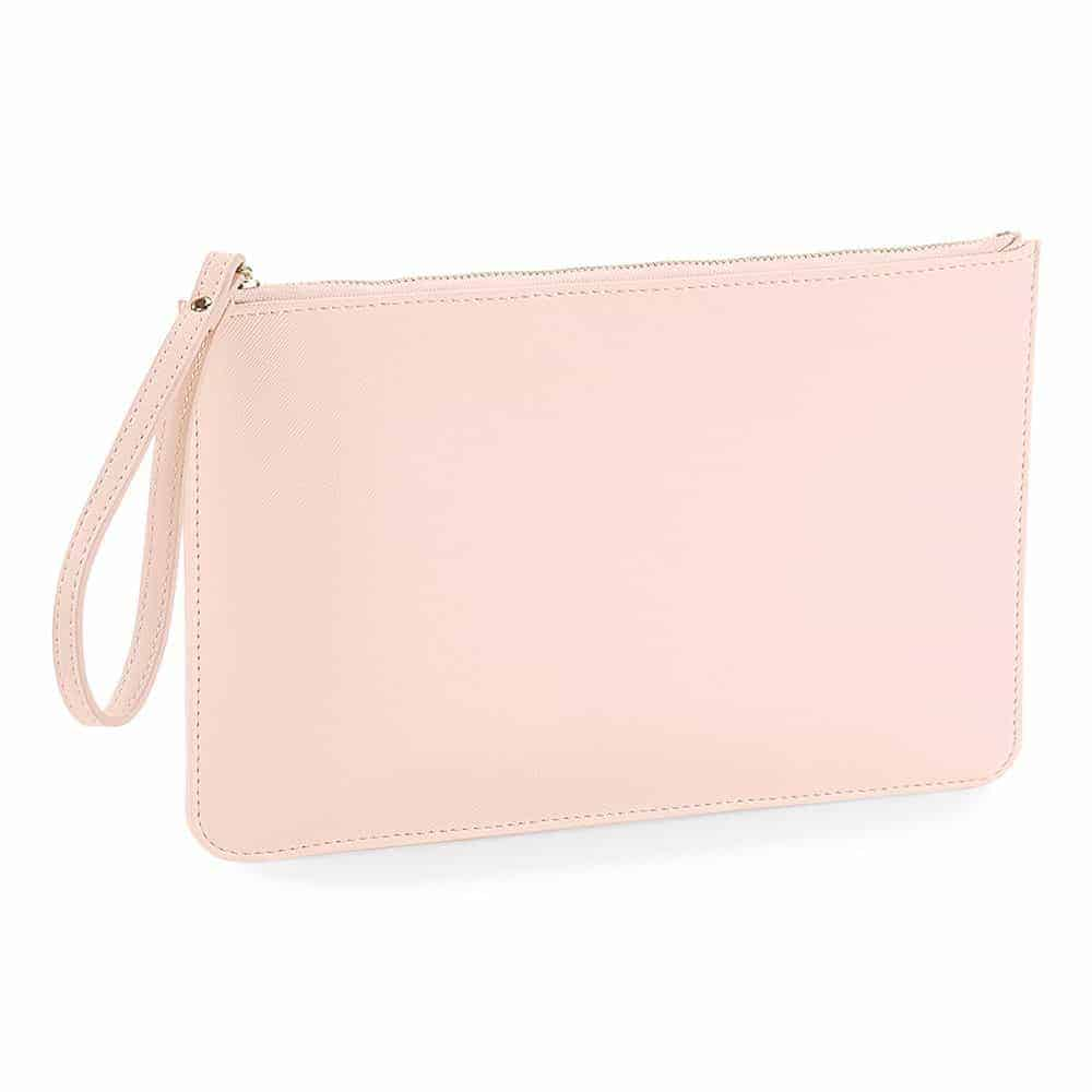 Personalised Accessory Pouch Soft Pink