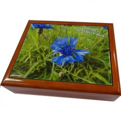 Personalised Wooden Jewellery Box Large