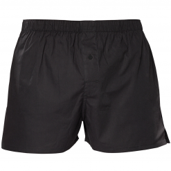 personalised boxers Black Boxer Shorts
