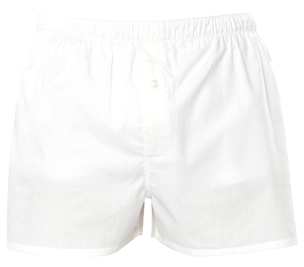 personalised boxers White Boxer Shorts