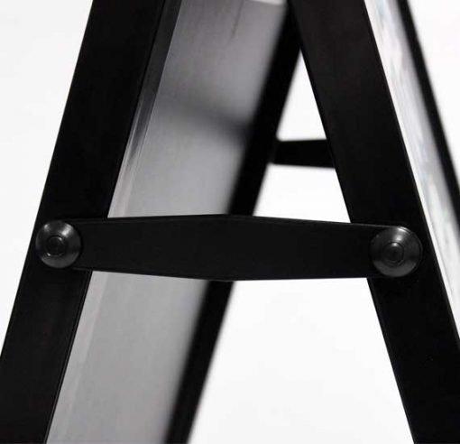 Premium Chalk A Board Steel Frame Locking Arm