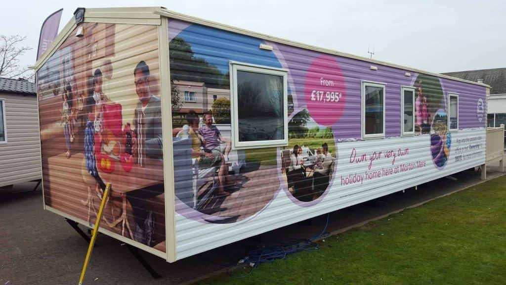 Caravan Sales Printing & Signage Solutions
