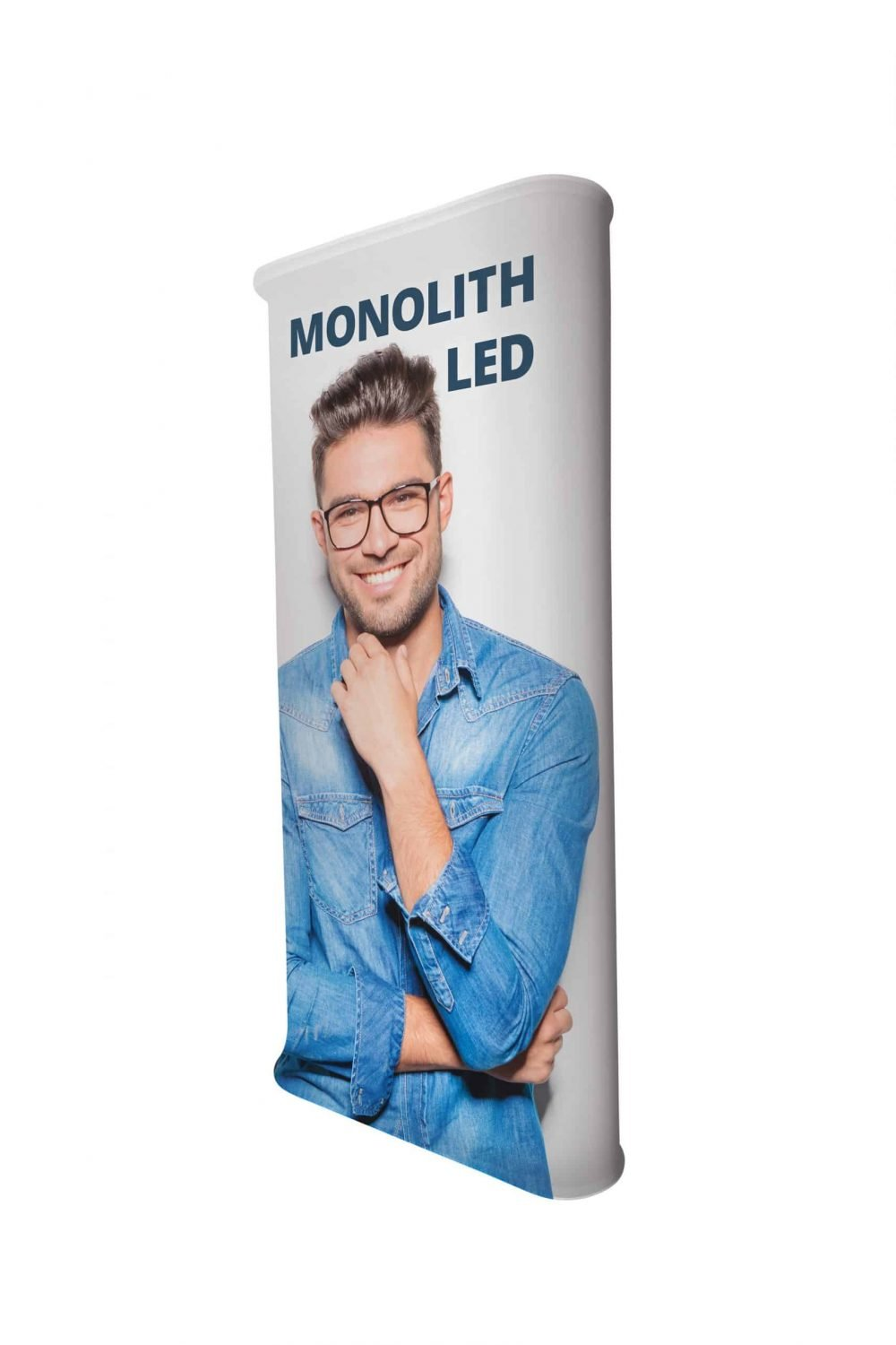 Formulate Monolith LED With Graphic