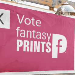 PVC Banners Printed CATEGORY