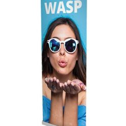 Wasp Roller Banner Stand
